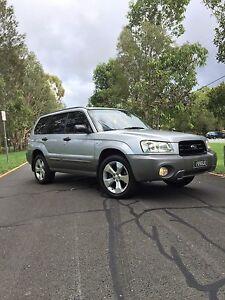 MY03 Subaru Forester XS, Manual Caloundra Caloundra Area Preview