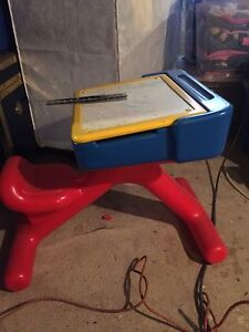 Toddler desk