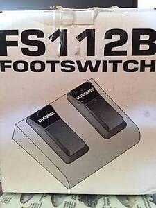 Behringer FS112B Footswitch North Perth Vincent Area Preview