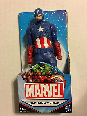 Hasbro Marvel Captain America 6  Figure In Package  Available At Family Dollar