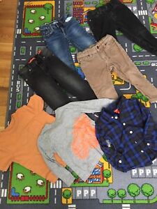 2t boy pants and shirts. Great condition