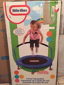 Little Tikes Trampoline, Puzzle and King Costume