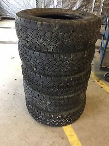 LT 245 65 R17 tires for sale