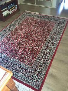 Persian Carpet 100% pure new wool Kellyville The Hills District Preview