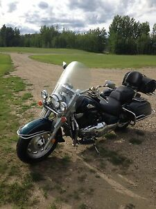 Suzuki 1500 Intruder to trade or sell