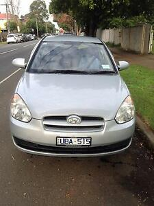 2006 Hyundai Accent Hatchback w/ 11 months Rego and Roadworthy Melbourne Region Preview