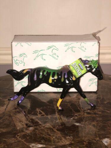 "Breyer 2018 ""Boggyman"" Halloween Model Horse Classic"
