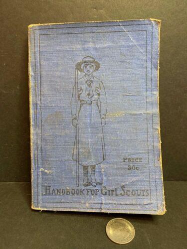 1917 Handbook for Girl Scouts, Ellington Acorn Troop No. 1, Help Your Country