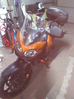 V Strom 650 in excellent condition Kadina Copper Coast Preview