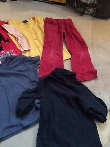 Free girls clothes size 5 and 6