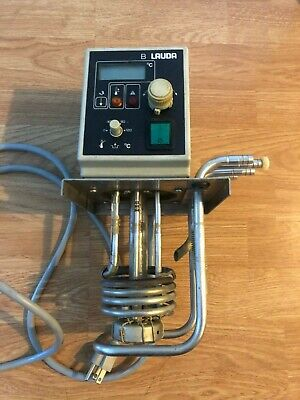 Lauda Type B Digital Heater Lab Immersion Circulator Water Bath T30019 115v