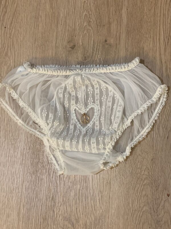 Vintage Flower Child 1960's Panties