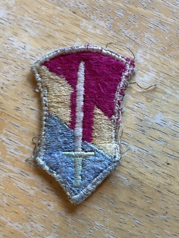 Vietnam War US Army 1st Field Force Theater made Patch