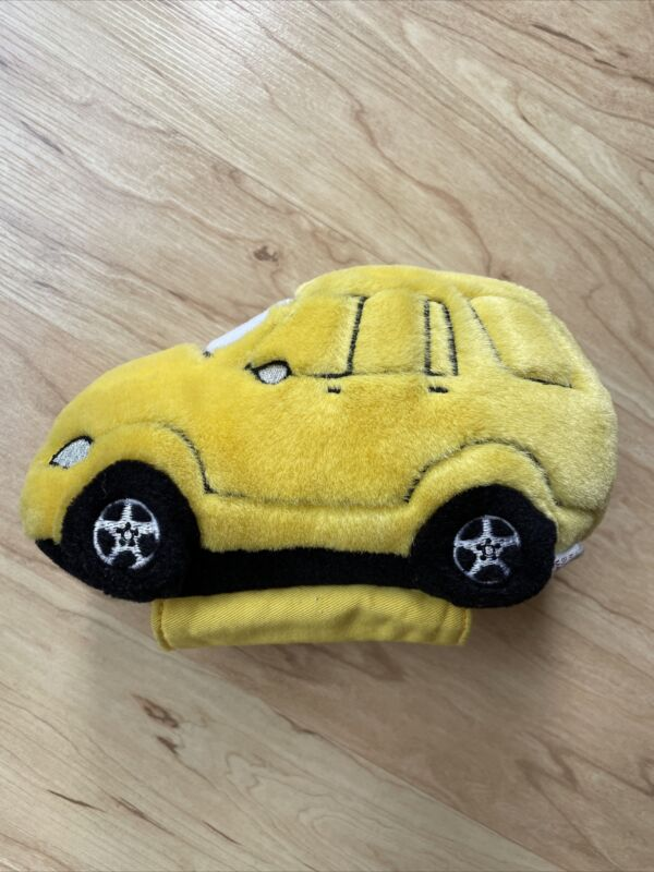 VINTAGE Seatbelt Pillow Car Seat Belt Kid Baby Head Neck MERCEDES BENZ Protector