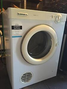 Simpson 4kg Dryer North Bondi Eastern Suburbs Preview