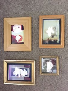 Small Vintage 47 Boho Style Frames For Photos Picture Frames