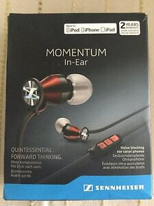 Sennheiser Momentum in-ear North Narrabeen Pittwater Area Preview