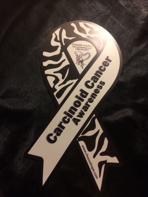 CARCINOID CANCER AWARENESS MAGNET
