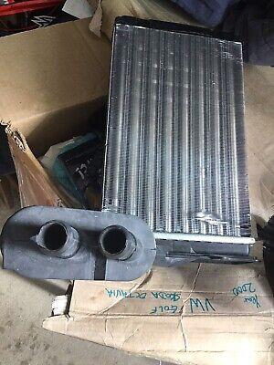 2000 Vw Golf Skoda Octavia Heater Matrix