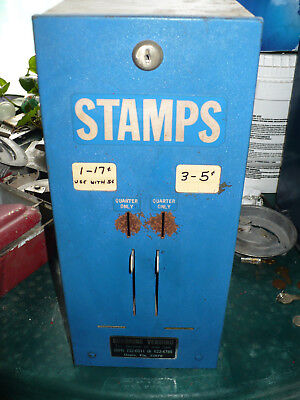 Postage Stamp Vending Machine 2 Selection 25 cent 1 Quarter  Buy Now! for sale  Sun City