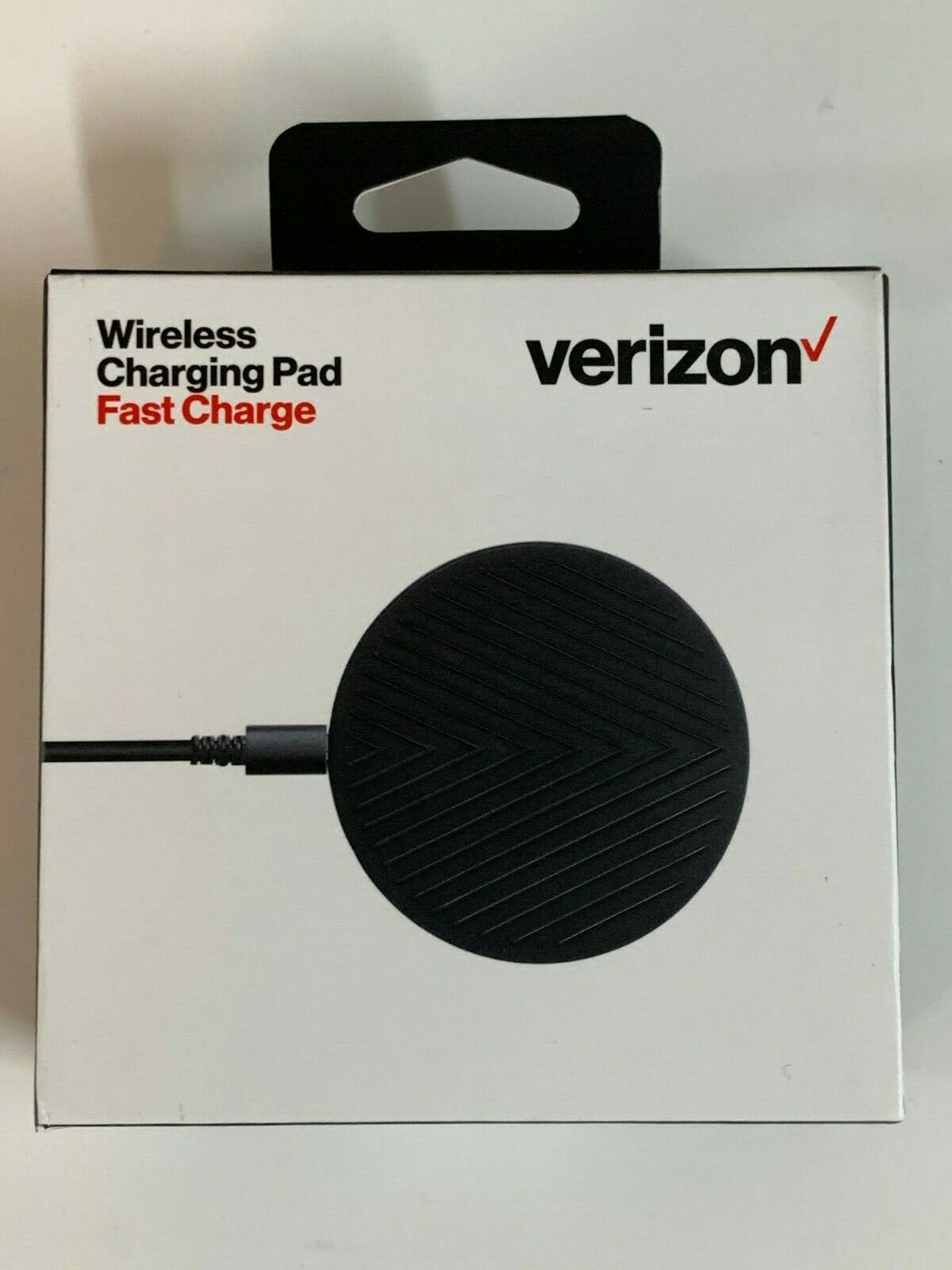 Verizon Qi Fast Charger Wireless Charging Pad for iPhone X X
