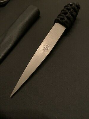 M. Strider Knives, Mick Strider LM Nail, Strider Knives S35v