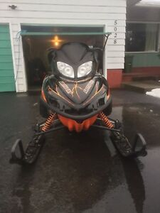 2006 arctic cat m6