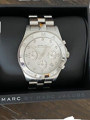 Marc by Marc Jacobs Watch (MBM3100) Women's Chronograph Stainless Steel 40mm