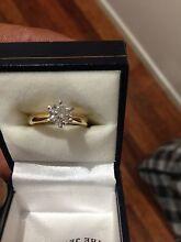 1 Carat Diamond Engagement Ring. Excellent Condition! $4900 Bundaberg Central Bundaberg City Preview