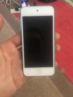 iPod 5 colour blue