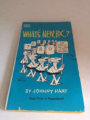 What's New, B.C.? Vintage Comic Strip Book Fawcett Crest Used