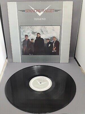 Vinyl LP, Spandau Ballet, Diamond