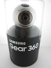 New Samsung Gear 360 Degree Camera Camcorder SM-C200 4K Video And Photo - White