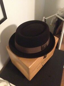 Goorin Bros. pork pie hat mint condition