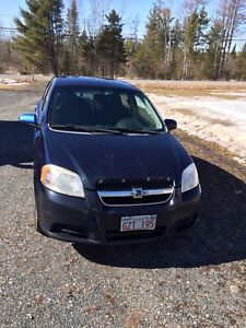 2010 chevy aveo for sale