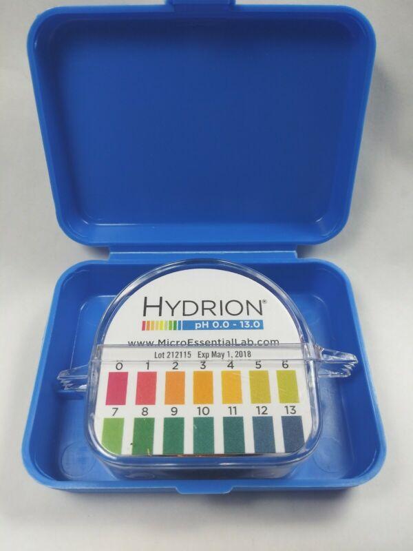 Hydrion - Insta Chek - ph 0.0-13.0 - Cat# 193 - 30