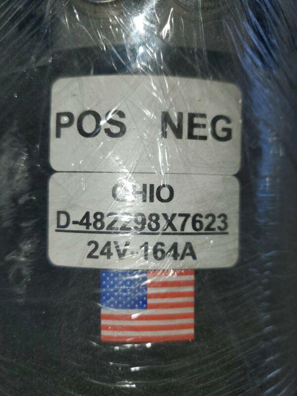 SNORKEL 3080046 REMAN MOTOR OHIO ELECTRIC HALDEX BARNES SAVERY