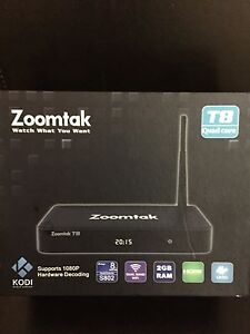 Zoomtak Quad core video streaming device