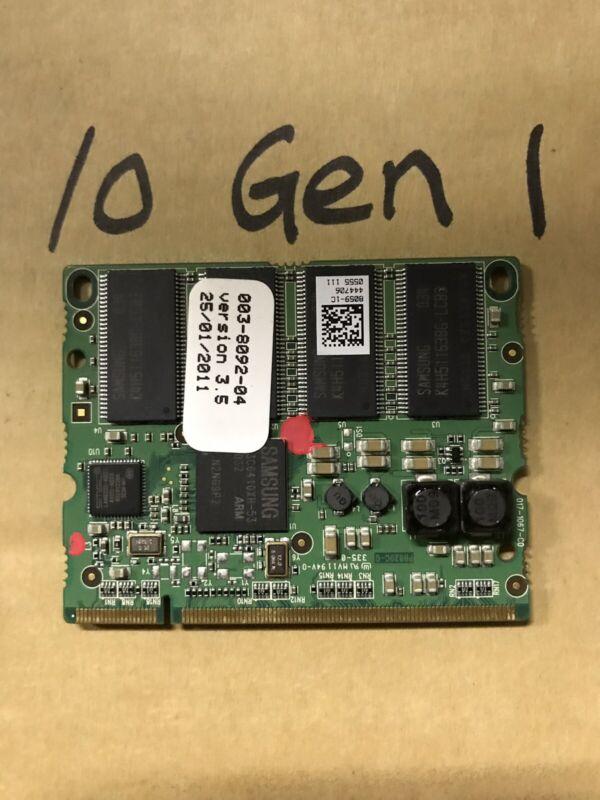 Lowrance HDS10 Gen1 replace Software Board