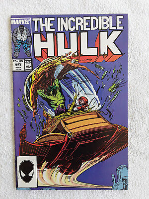 The Incredible Hulk #331 (May 1987, Marvel) Vol #1 Fine+