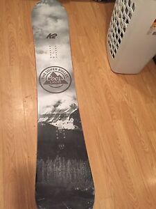 Limited edition K2 Coors Light snowboard