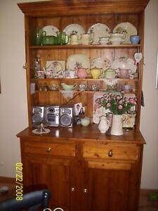 For Sale    Heavy Baltic Pine Dresser / Hutch Mildura Centre Mildura City Preview