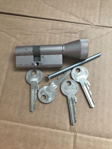 Ikon Sicherheitszylinder Wendeschlüssel RWS R10 mit N+G verschiedenschließend
