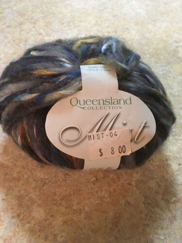 1 Skein Queensland Collection Mist Color 4 Lot 1306 New With Tags - $4.00