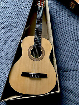 HOHNER HC 03 3/4 SIZE ACOUSTIC GUITAR 8-13 Yr Old Hand Crafted