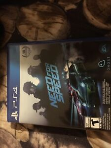 PS4 NEED FOR SPEED FOR SALE!!