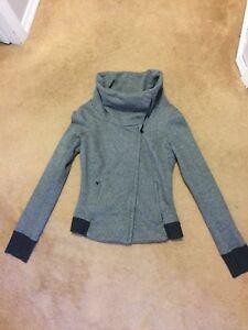 Lululemon karmacollected jacket size 6