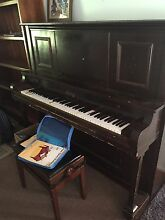 FREE Belling iron frame piano Rangeville Toowoomba City Preview
