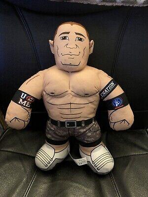 WWE Wrestling Brawlin' Buddies John Cena Figure Needs Batteries