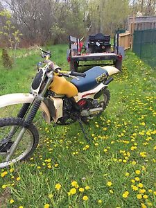1981 RM 125 for sale